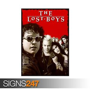THE-LOST-BOYS-CLASSIC-80S-ZZ037-MOVIE-POSTER-Poster-Print-Art-A0-A1-A2-A3
