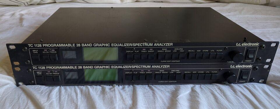 Equalizer, TC electronic 1128