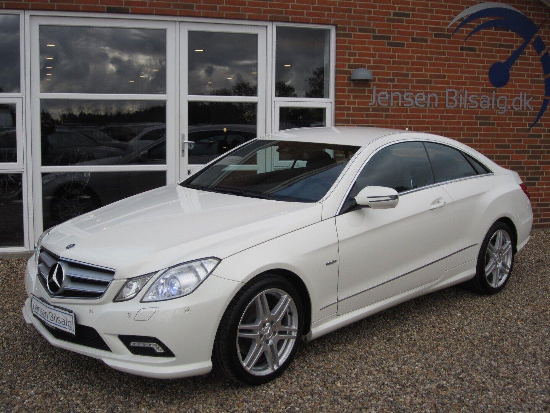 Mercedes E350 3,0 CDi Avantgarde Coupé aut. BE 2d - 219.900 kr.