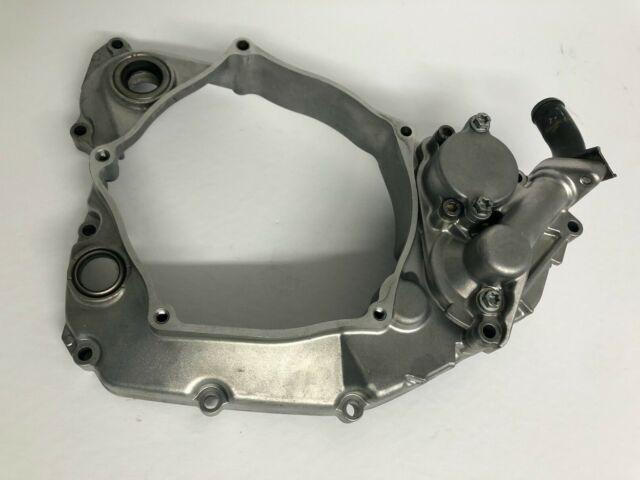 KX250F Clutch Inner Cover Case Cover Water Pump 14032-0136 2009 - 2014