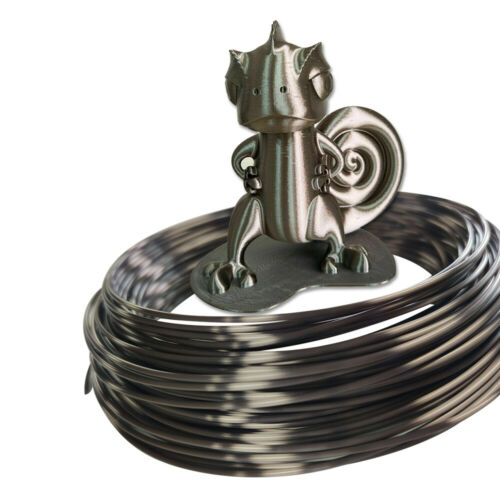 Silk Rose Gold PLA 3D Printer Filament 1.75mm 100g Spool Printing Silky Metallic