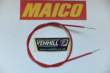 MAICO VENHILL DECOMPRESSOR CABLE '73-'81 AND '82 400 440 490 MX END.