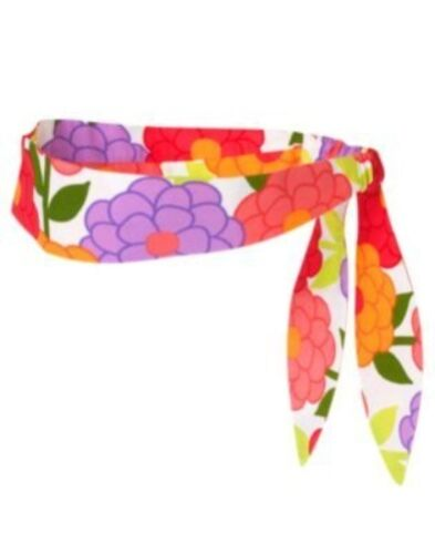 GYMBOREE PRETY POSIES MULTI COLOR FLOWER HEADBAND NWT-OT