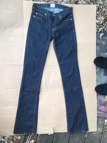 Midrise 26 donna Hudson Elle Taglia Jeans Stretch Baby da qI6nv