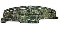 Realtree Max-5 Camo Camouflage Dash Mat Cover / 1999-04 Ford Super Duty