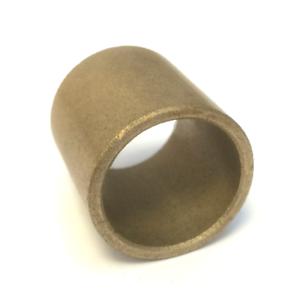 AM-253025 25 id x 30 od x 25 long-métrique bronze plain Oilite bearing bush