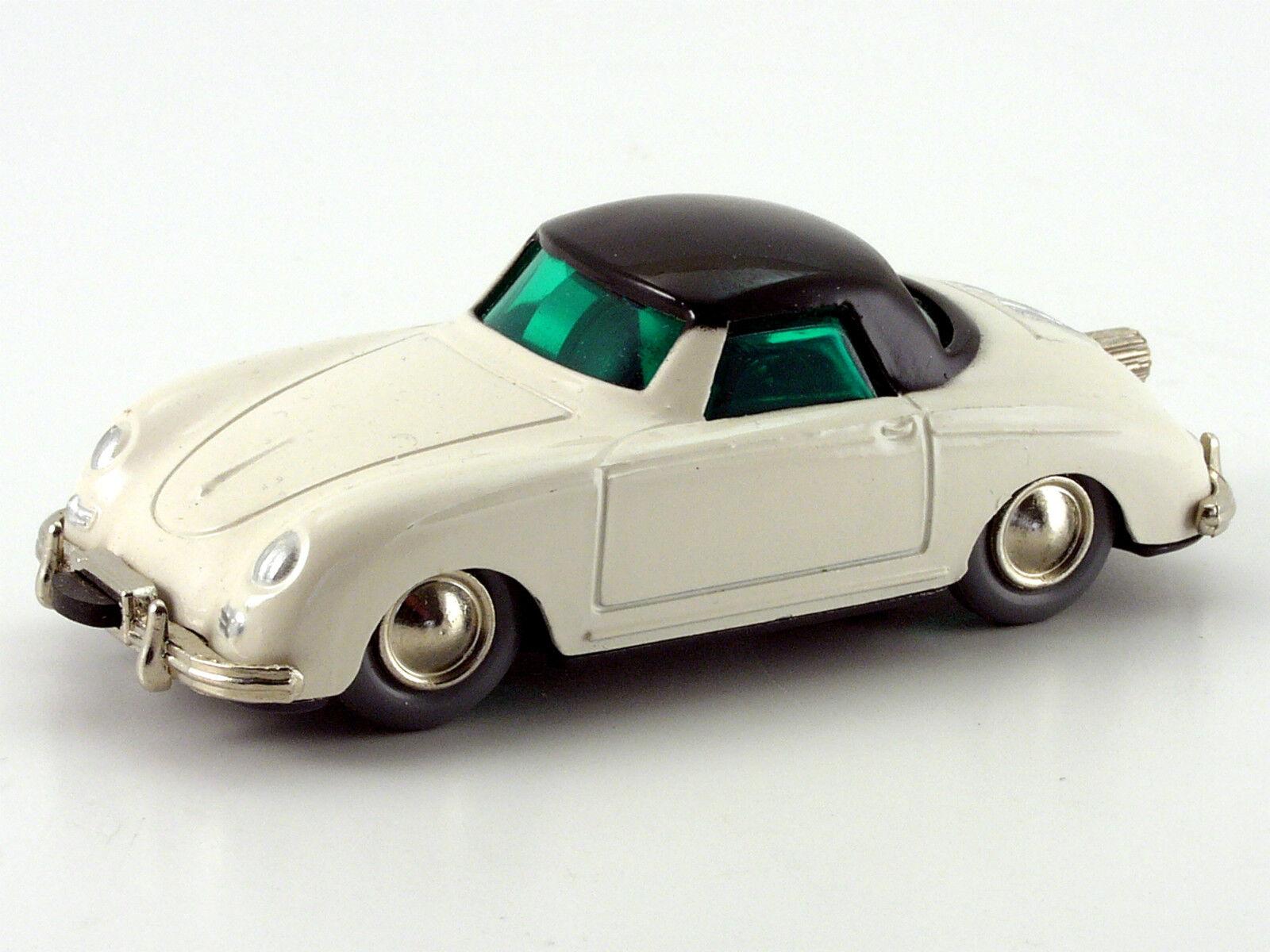 Lilliput Micro-Racer Porsche 356 white-black