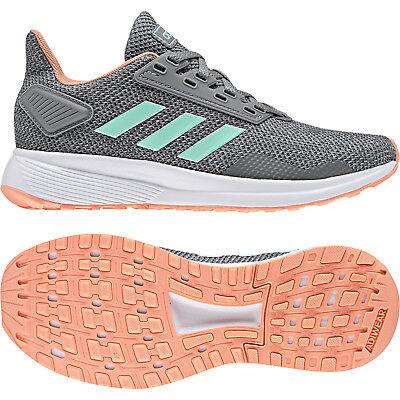 Adidas Kinder Schuhe Mädchen wesentliche Duramo 9 Training Laufen Turnschuhe BB7063 NEU | eBay