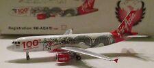Phoenix 1:400     Air Asia Airlines A320-200    #9M-AQH   -   10652  100th Plane