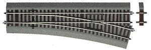 Roco-H0-42533-Weiche-rechts-Wr-15-mit-Bettung-Laenge-230-mm-15-NEU-OVP