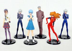 NEON Genesis Evangelion Rei et Asuka Bandai