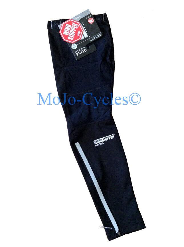Gore Bike Wear Unisex Universal  calentador de la pierna con Windstopper Tela nos grandes  Sin impuestos