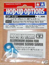 Tamiya 54121 Aluminum Horn For Hi-Torque Servo Saver (*For 50473 or 51000), NIP