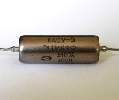 Capacitor 0.1 Uf 200V PIO Paper In Oil  Electric Guitar Improve Tone k40y9