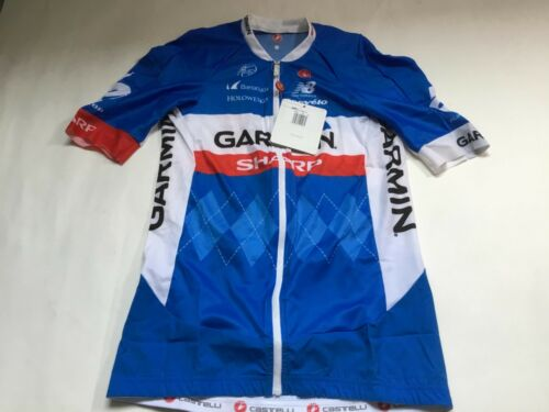 NWT Castelli  areo race 5.0 cycle jersey ////racing fit
