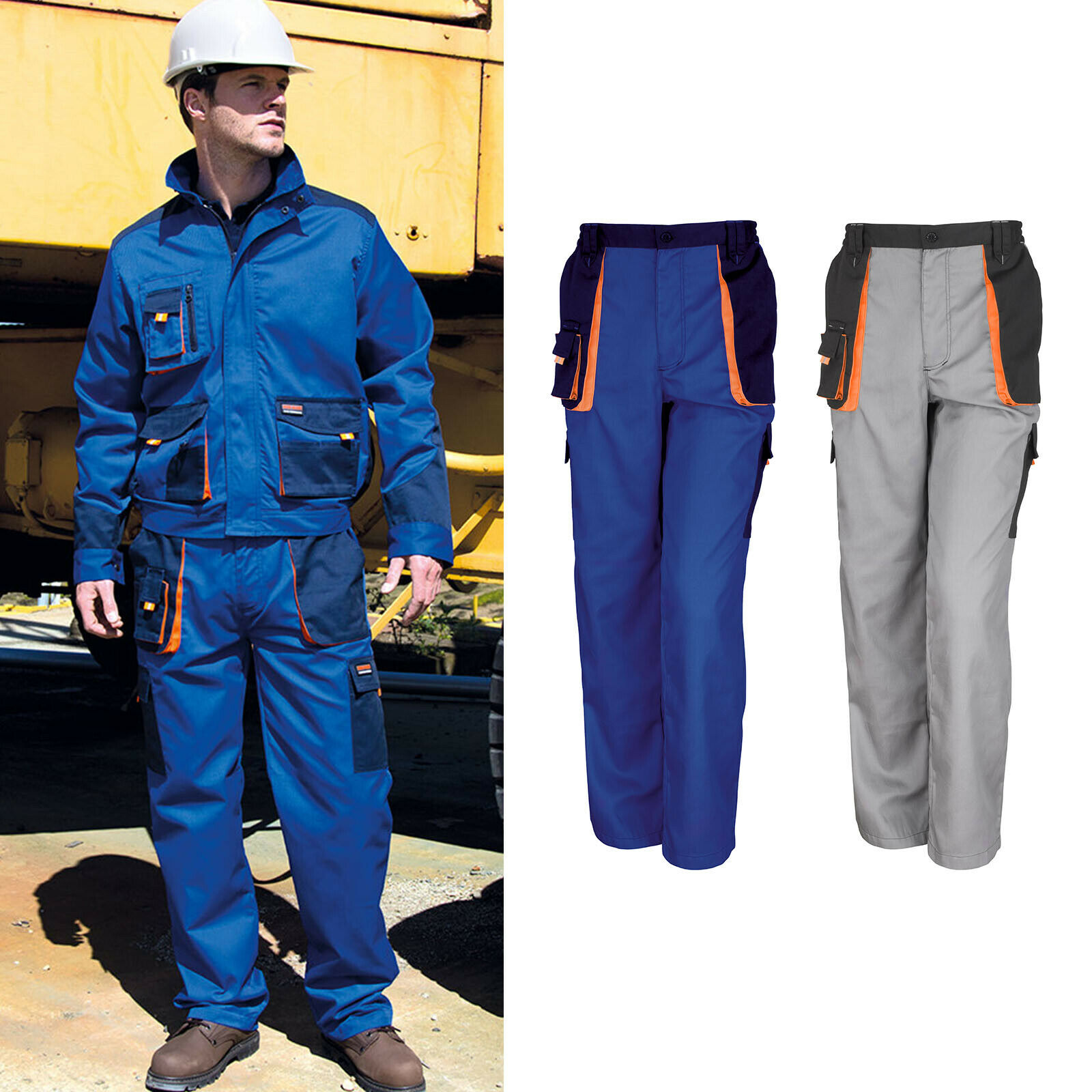 Result Work-Guard Lite Trousers R318X