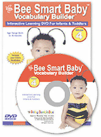 bee smart baby vocabulary builder vol 4 dvd 2004 ebay