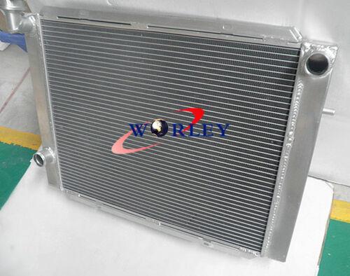 3 Core Aluminum Radiator for HOLDEN VB//VC//VH//VK COMMODORE V8 1979-1986 Manual