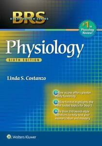 Board Review Brs Physiology By Linda S Costanzo And Brs Costanzo