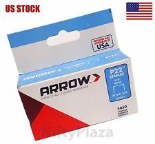 P98 Staplers Arrow Fastener S66PP 1//4-Inch 6mm Standard Staples for ArrowP66