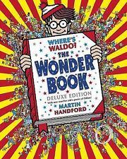 Where's Waldo?: Where's Waldo? the Wonder Book by Martin Handford (2014, Picture Book)