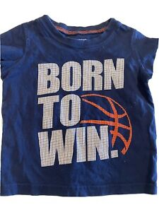 Born To Win Carters Happy Baby Boy Clothes Sport Shirt 18 Months 1 Blessed Grace Ebay