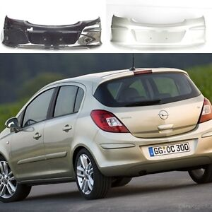opel corsa d 5 t rer mit pdc hinten sto stange in. Black Bedroom Furniture Sets. Home Design Ideas