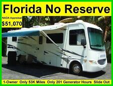NO RESERVE 2007 COACHMEN MIRADA 33FT SLIDE OUT CLASS A RV MOTORHOME CAMPER