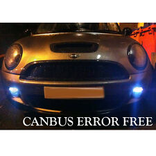 *MINI COOPER S XENON WHITE LED SIDELIGHT BULBS ERROR FREE