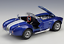 Welly-1-24-1965-Shelby-Cobra-427-SC-Diecast-Model-Racing-Car-Blue-New-in-Box miniature 2