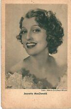 Ansichtskarte, Jeanette MacDonald, Foto: Metro-Goldwyn-Meyer, Schauspieler