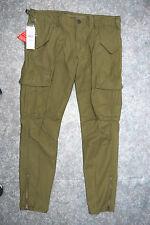 BNWT womens RALPH LAUREN skinny cargo pants trouser size 32 W34 RRP £85