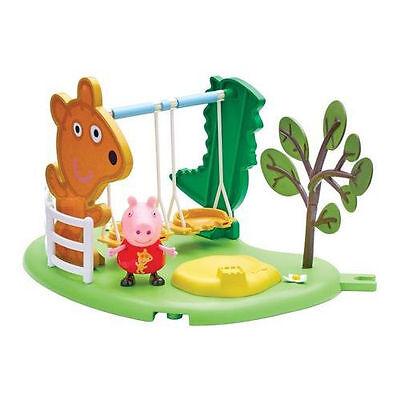 Peppa Pig - Outdoor Fun Swing - Brand New
