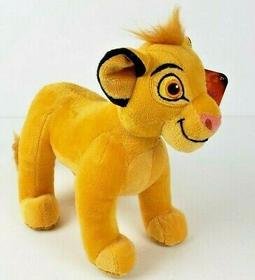 Disneys The Lion King 2019 Simba Plush Toy By Just Play 7 886144220166 Ebay