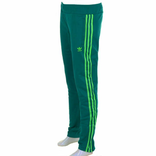 adidas Originals Womens Europa Trefoil Track Pants Trousers CLEARANCE | S19792