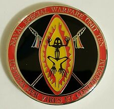 US Navy SEALs NSW 3 Special Operations Command Unit X Ten HOA Horn of Africa OEF