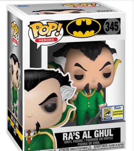 **SDCC 2020 PRE-ORDER** Batman Ra's Al Ghul Funko Pop