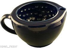 Ceramic Shaving Mug Bowl Scuttle