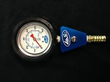 Motion Pro Tire Pressure Gauge 0-60 psi analog NEW ** IN SToCK Ships FAST***