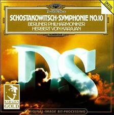 Shostakovich: Symphony No. 10 in E Minor, Op. 93 Karajan Gold Edition)