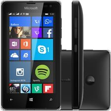 BRAND NEW Microsoft Lumia 532 RM-1034 UNLOCKED 8GB Windows Smart Phone - Black