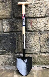Spear-amp-Jackson-ronda-Boca-rasgaduras-Fox-Pala-strapped-general-servicio-de-excavacion