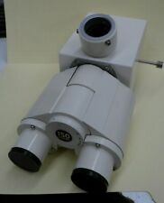 Zeiss 452934 Axioskop Microscope Trinocular Head With 30mm Eyepiece Tube