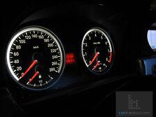 M3 OPTIK TACHO UMBAU WEISS BMW 3er E90 E91 E92 E93 X1 E84