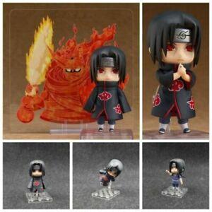 Anime Naruto Shippuden Uchiha Itachi Nendoroid 820# PVC Figure New No Box 10cm