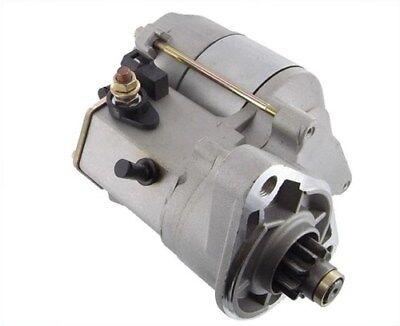 New 12V Starter for Gravely 260Z 272Z Toro Z590-DZ Master 2008 2009 28100-87805A