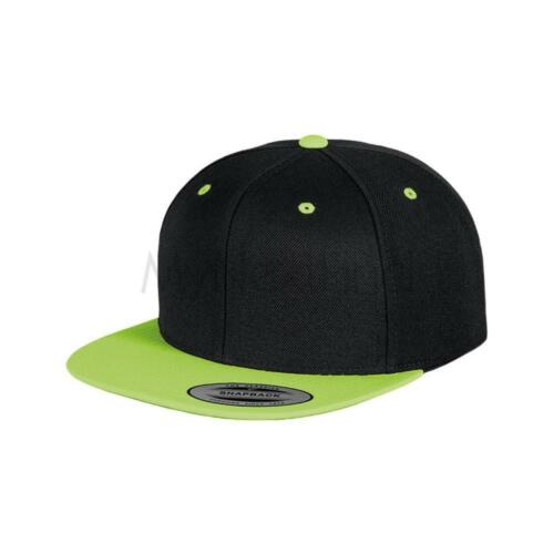 Flexfit by Yupoong The Classic Snapback 2-Tone