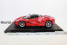 HOT WHEELS  BLY52 LAFERRARI  Ferrari  1:18 NEU in OVP