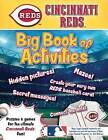 Cincinnati Reds: The Big Book of Activities by Peg Connery-Boyd (Paperback / softback, 2016)