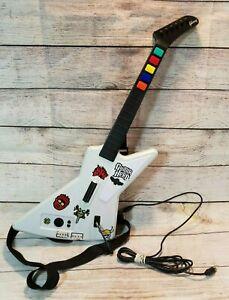 TESTED Xbox 360 Red Octane Guitar Hero Xplorer Explorer ...